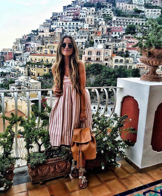 fashionista en vacaciones