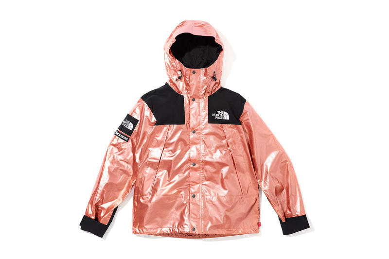 the North Face x supreme