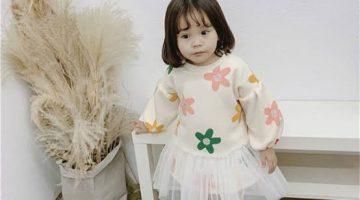 Tips para vestir a una niña con estilo
