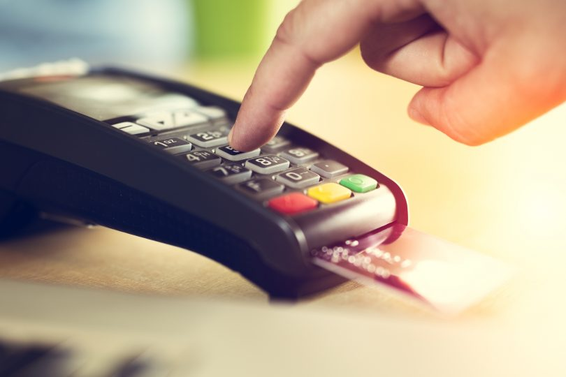 Pagar con tarjeta de crédito