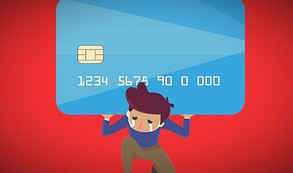 interés de tu tarjeta alto