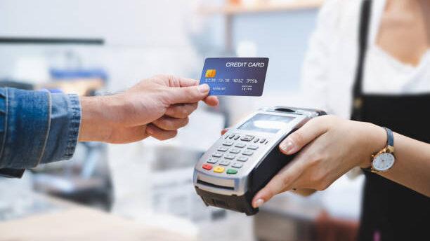 pagando con crédito